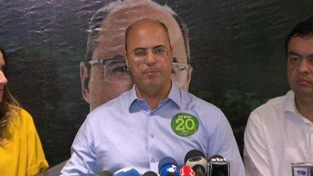 Governador eleito, Witzel quer que turismo seja 'novo petróleo' do Rio