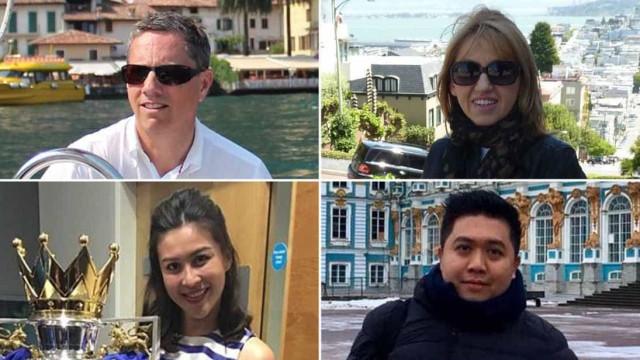 Leicester: identificadas as cinco vítimas de acidente com helicóptero