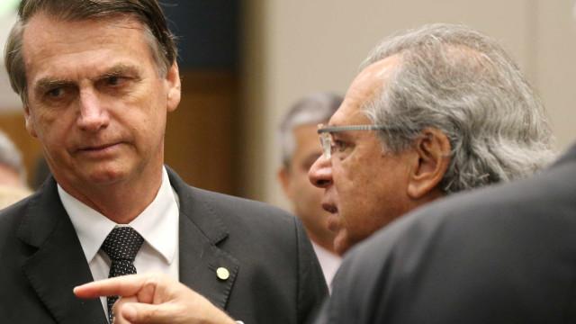 Bolsonaro e Guedes vão ao Congresso propor novas reformas