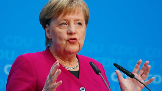 Merkel fala sobre possível novo mandato como chanceler da Alemanha