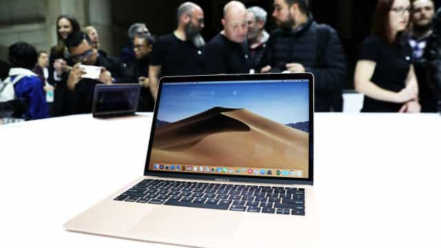 Apple lança novos MacBook Air, iPad Pro e Mac Mini