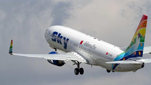 Empresa chilena 'low-cost' inaugura voos no Brasil nesta segunda-feira