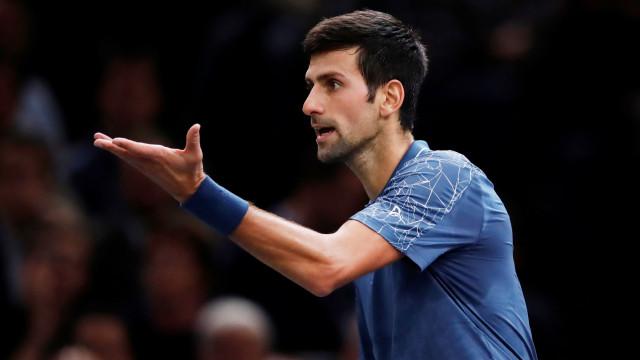 Favorito em sua terra natal, Djokovic é eliminado no ATP de Belgrado
