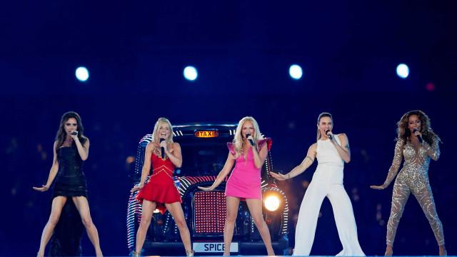 Spice Girls vão fazer turnê de retorno, mas sem Victoria