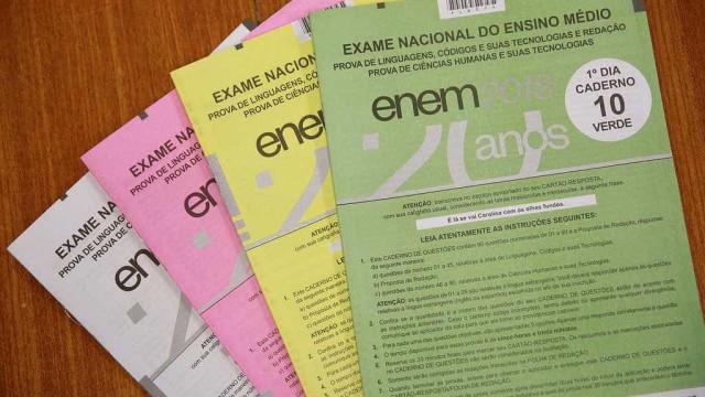 Inscrições para o Enem abrem 11 de maio e governo mantém datas