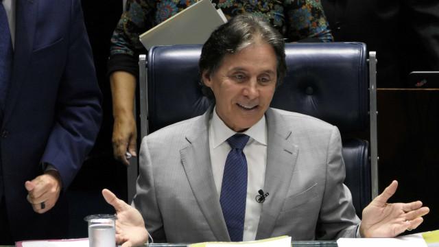 Reforma da Previdência deve ser tocada por próximo governo, diz Eunício
