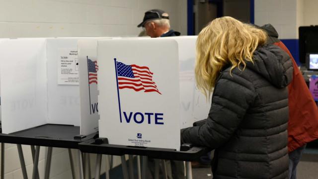 Votos antecipados para eleições nos EUA chegam a 36 milhões