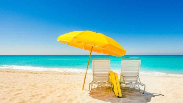Guarda-sol não protege dos raios UV, diz estudo