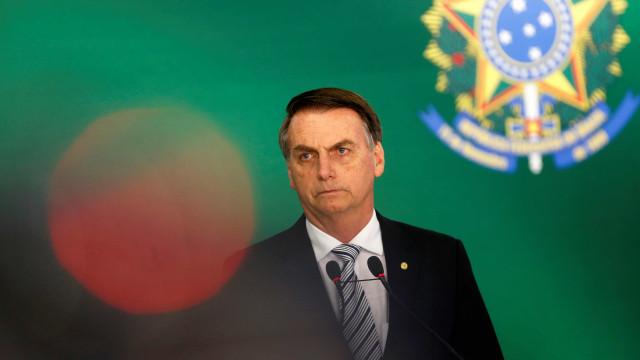 Lá na frente todos votarão em mim, diz Bolsonaro