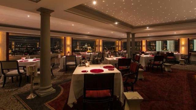 Restaurante 'Imago' é eleito o melhor de Roma