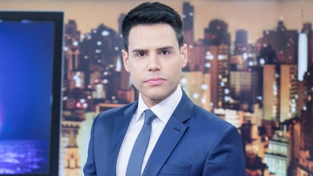 Luiz Bacci apresentará especial da Record sobre coronavírus