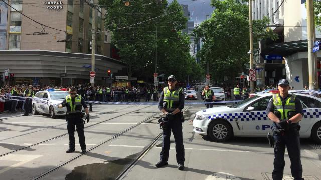 Austrália identifica autor de atentado em Melbourne