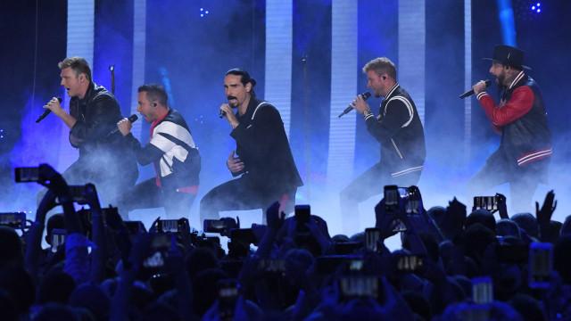 Backstreet Boys anunciam novo álbum e turnê mundial em 2019