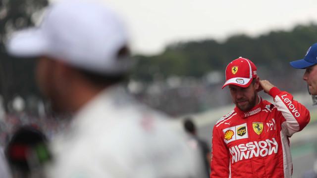 Vettel nega aposentadoria e diz ter 'missão' de vencer com Ferrari