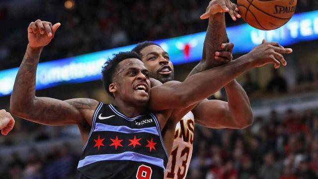 Chicago Bulls vence o Cleveland Cavaliers pela NBA