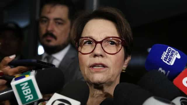 Tereza Cristina anuncia que ruralista comandará Serviço Florestal