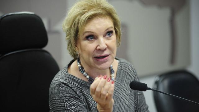 Marta Suplicy revela ter cogitado eleição à Presidência