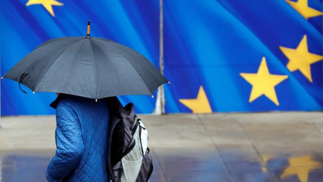 União Europeia inicia hoje eleição para o parlamento