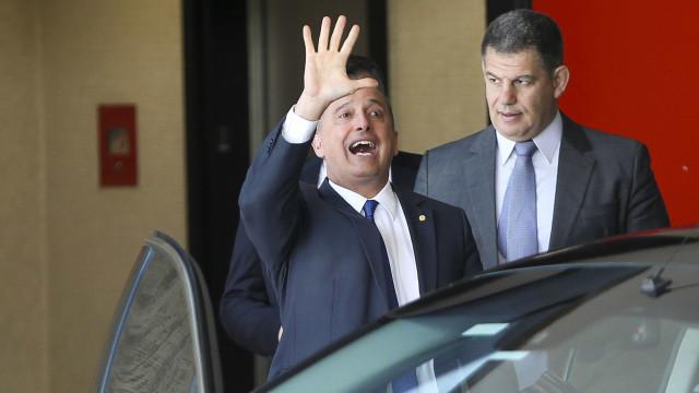 Onyx anuncia Bebianno como 'futuro ministro' da Secretaria-Geral