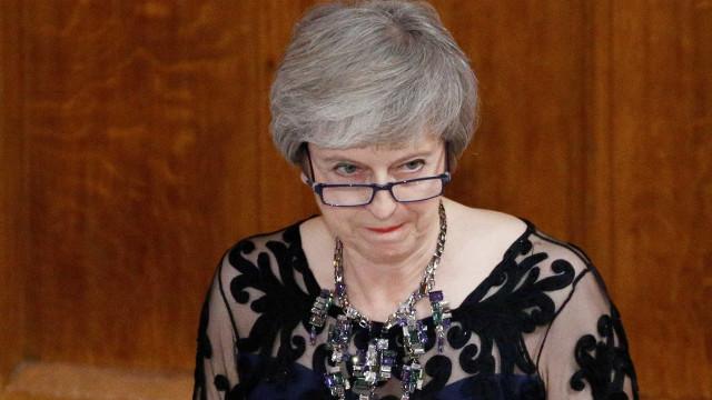 Negociações para saída da UE estão agora na reta final, diz Theresa May