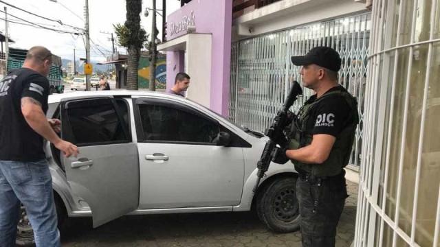Operação contra tráfico de drogas próximo a escolas detém 455 pessoas