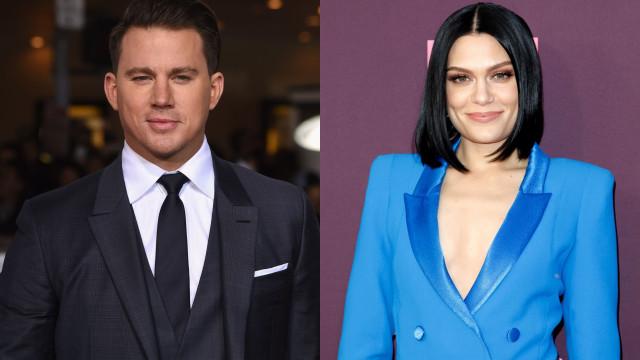 Jessie J e Channing Tatum estão separados... e ele está no Tinder