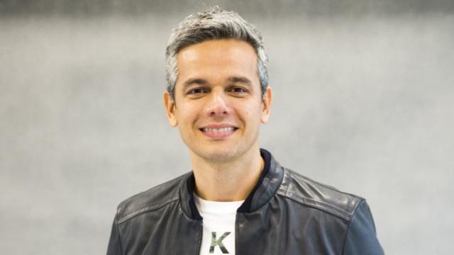 Otaviano Costa começa a gravar seu último trabalho na Globo