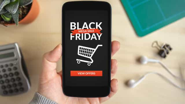 Busca por Black Friday sobe 20% em relação a 2019