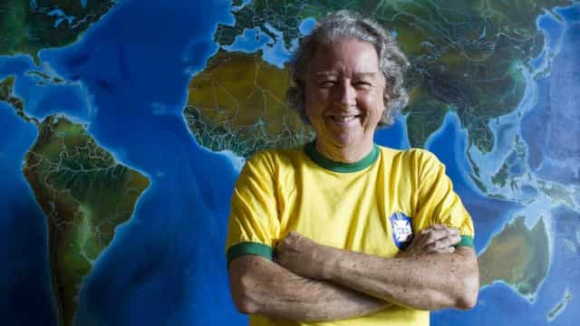 Aldyr Schlee, criador da camisa da seleção brasileira, morre aos 83