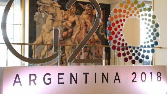 Buenos Aires prepara segurança para receber o G20