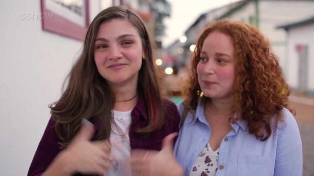 Atrizes de 'Espelho da Vida' destacam amizade longe das gravações