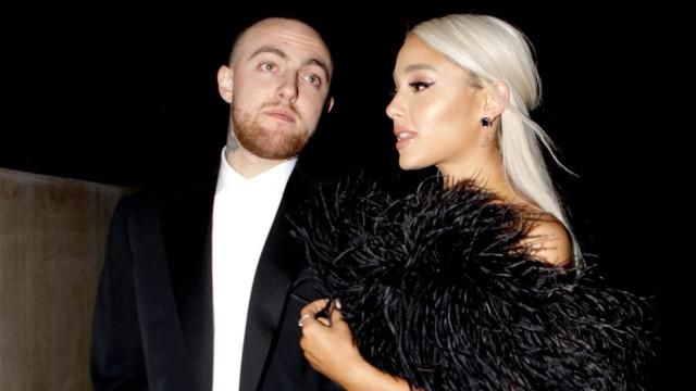 Ariana Grande homenageia Mac Miller no Dia de Ação de Graças