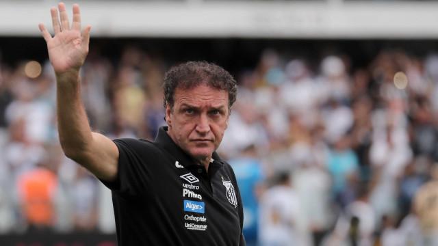 Cuca confirma que problema no coração vai tirá-lo do Santos em 2019