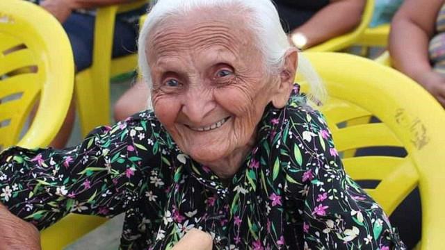Suspeito de matar idosa de 106 anos diz não se lembrar do crime
