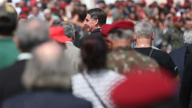 Sobe aprovação a Bolsonaro e Moro, mostra pesquisa Ipsos