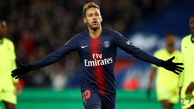 Neymar brinca ao indicar curso para os perdedores de pênalti na Supercopa