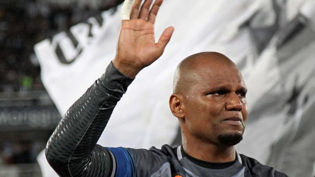 """""""É tudo na minha vida"""", diz Jefferson após partida final pelo Botafogo"""