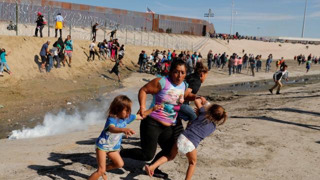 Mais de 150 migrantes sequestrados no México são resgatados