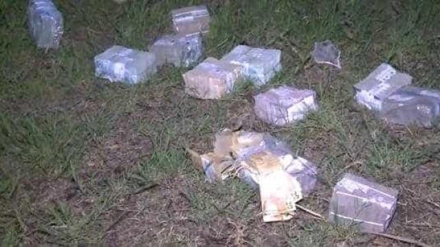 Polícia acha parte de R$ 3,5 milhões roubados com moradores