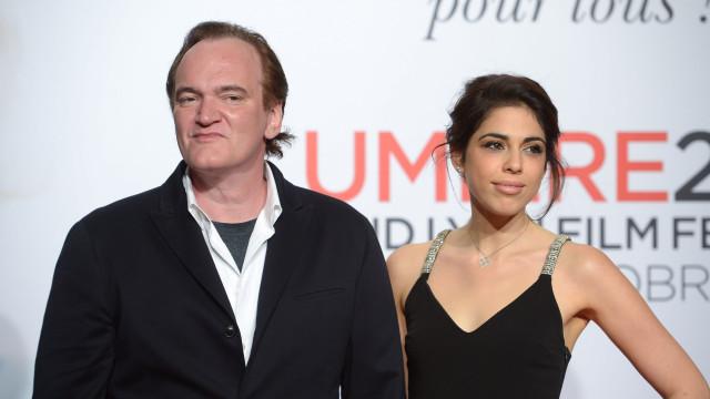 Diretor de Pulp Fiction, Quentin Tarantino se casa com Daniella Pick