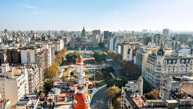 Argentina libera Buenos Aires para os turistas de países do entorno