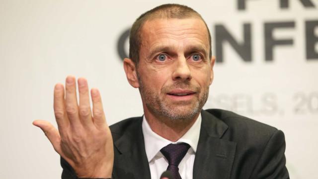 Uefa confirma introdução de 3ª competição de clubes a partir de 2021
