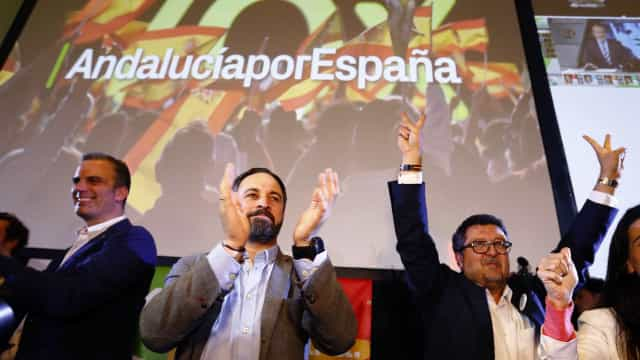 Extrema direita obtém resultado histórico na Espanha