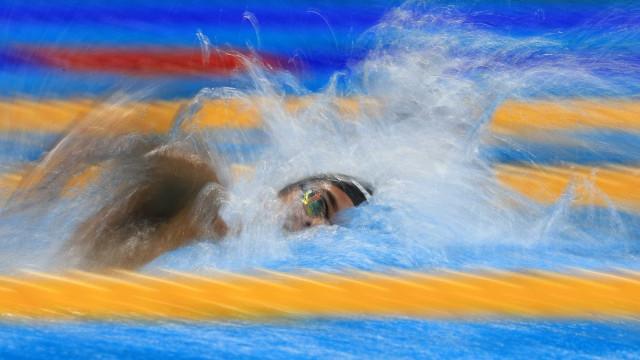 Jogos Militares: natação brasileira tem 1 ouro, 3 pratas e 1 bronze