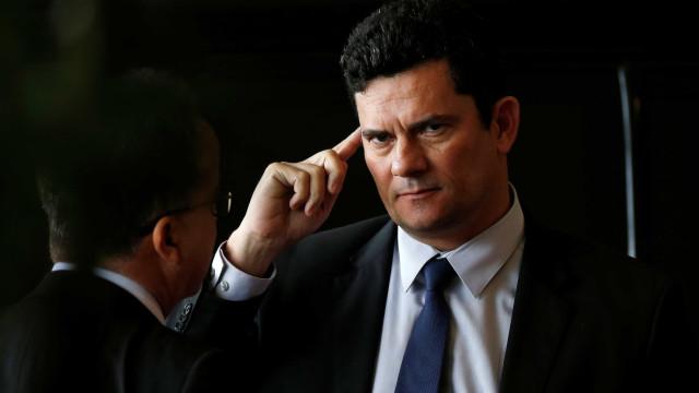 'Sem comentários', diz Moro sobre decisão de Marco Aurélio