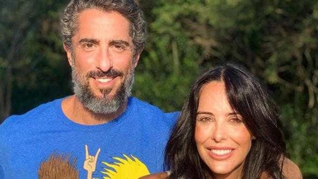 Sempre escolhi ficar e amar, diz Marcos Mion sobre casamento