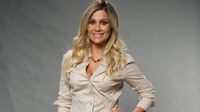 Flávia Alessandra diz que está 'brincando de cinema' ao retomar gravações de novela