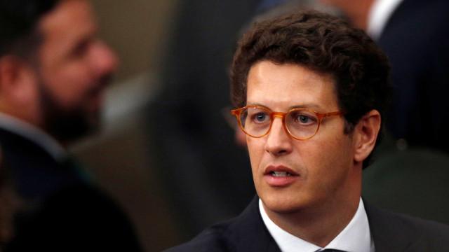 MP apura suspeita de enriquecimento ilícito do ministro Ricardo Salles