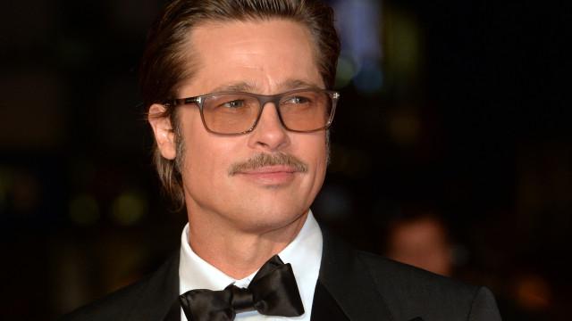 Brad Pitt e Gwyneth Paltrow voltam a se falar durante festa