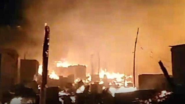 PM identifica policiais que aparecem atirando em área incendiada no PR